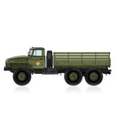 1:72 Russian URAL-4320 Truck