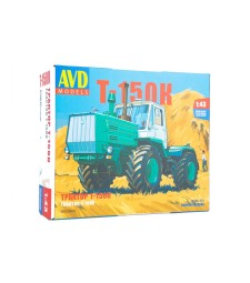 Tractor T-150K - Die-cast Model Kit