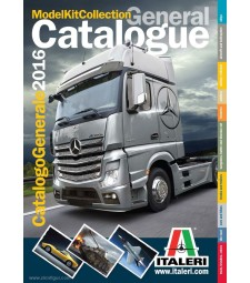 ITALERI CATALOGUE - 2016