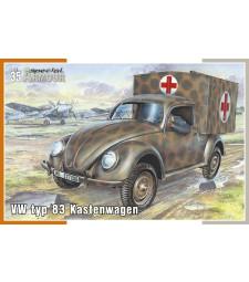 1:35 VW typ 83 Kastenwagen