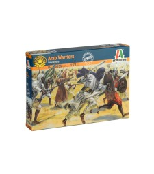 1:72 ARAB/MUSLIMS WARRIORS - 50 figures