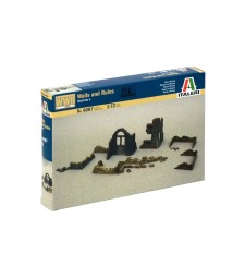 1:72 WWII - WALLS AND RUINS