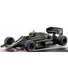 LOTUS 98T #12 AYRTON SENNA BRAZILIAN GP F1 1986