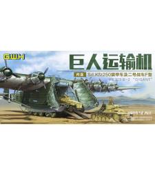 """1:144 WWII Luftwaffen Messerschmitt Me 323 E-2 """"Gigant""""/s AFVs"""