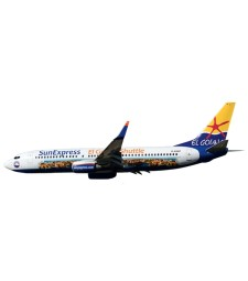 "1:200 SunExpress Boeing 737-800 ""El Gouna Shuttle"" - snap fit"