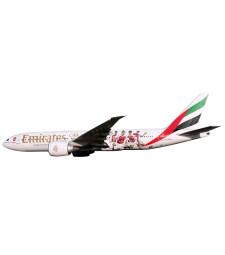"1:200 EMIRATES BOEING 777-200LR ""ARSENAL LONDON"" - snap-fit"