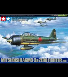 1:48 Mitsubishi A6M3/3a Zero Fighter (ZEKE)