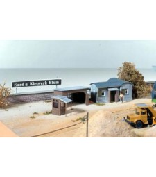 Sand Works Sales Office