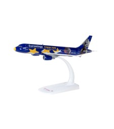 """1:200 EUROWINGS AIRBUS A320 """"EUROPA-PARK"""" - D-ABDQ - snap-fit"""