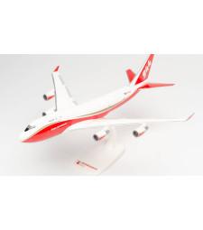 "1:250 GLOBAL SUPERTANKER SERVICES BOEING 747-400 - N744ST ""SPIRIT OF JOHN MUIR"" - snap-fit"