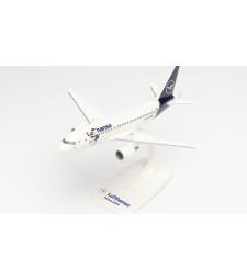 """1:200 LUFTHANSA AIRBUS A319 """"LU"""" - D-AILU """"VERDEN"""" - snap-fit"""