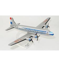 1:125 KLM DOUGLAS DC-4 - snap-fit