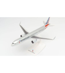 1:200 AMERICAN AIRLINES AIRBUS A321NEO-N400AN - snap-fit