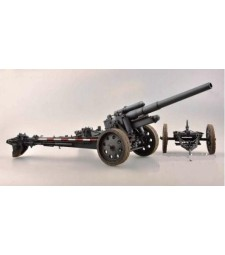 1:16 German 15cm sFH 18 Howitzer - Model Kit