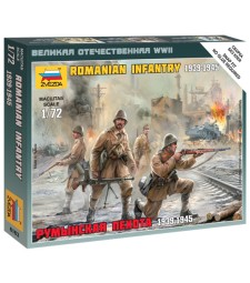 1:72  Romanian infantry