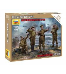 1:72 British Headquarters WWII