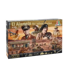 1:72 BATTLESET: EL ALAMEIN WAR - 116 figures