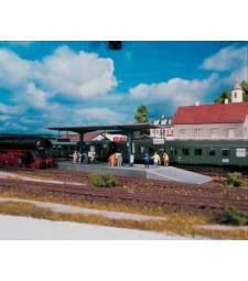 Burgstein Platform