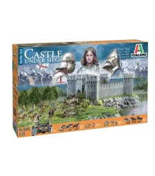 1:72 BATTLESET: 100 YEARS WAR CASTLE