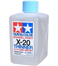 X-20 Enamel Thinner (250 ml)