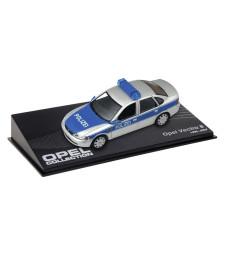 1995 Opel Vectra B Polizei, Silver/Blue
