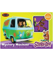 1:25 Scooby Doo & Shaggy Mystery Machine