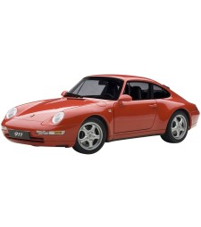 Porsche 993 Carrera 1995 (red)