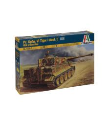 1:35 Panzerkampfwagen VI TIGER I Ausf.E mid production