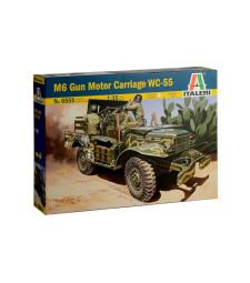 1:35 37mm Gun Motor Carriage M6