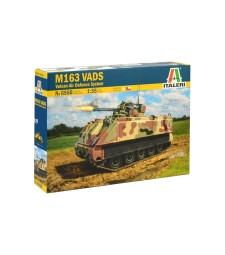 1:35 M163 VADS Vulcan Air Defence System