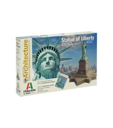 1:250 STATUE OF LIBERTY: WORLD ARCHITECTURE