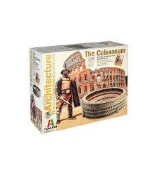 1:500 THE COLOSSEUM: WORLD ARCHITECTURE