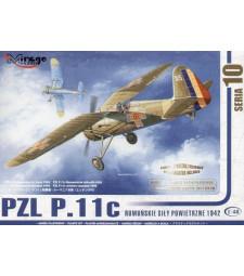 1:48 PZL P-11c ROMANIAN AIR FORCE