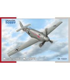 1:72 Messerschmitt Me 209V-4