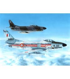 """1:48 F-86K """"Armés de l'Air & Bundesluftwaffe"""""""