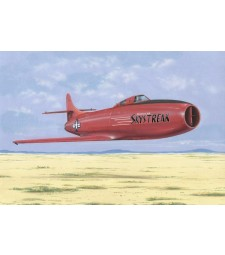 1:72 D-558-1 Skystreak