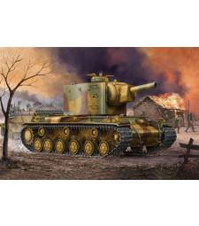 1:35 German Pz.Kpfm KV-2 754(r) Tank