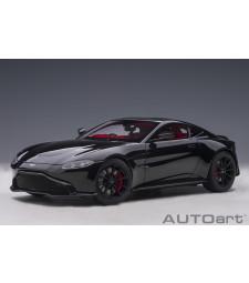 Aston Martin Vantage 2019 (jet black) (composite model/full openings)