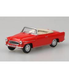 Skoda Felicia Roadster 1964 - Red 031