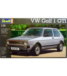 1:24 VOLKSWAGEN VW Golf 1 GTI