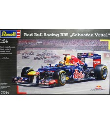 1:24 Red Bull Racing RB7 (Vettel)