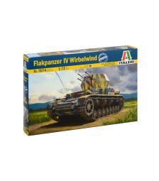 1:72 Flakpanzer IV Wirbelwind Sd.Kfz