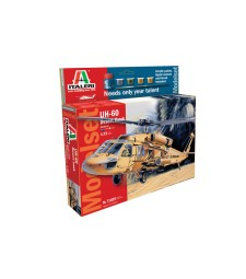1:72 UH 60 DESERT HAWK – Model Set