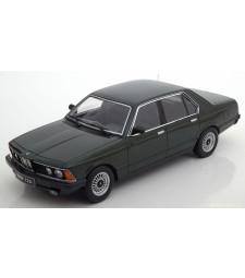 BMW 733i E23 1977 darkgreen-metallic Limited Edition 1000 pcs.