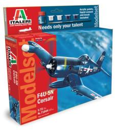 1:72 Vought F4U-5N CORSAIR – Model Set