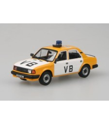 Skoda 120L VB (Czech Communist POLICE)
