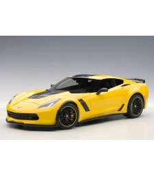 "CHEVROLET CORVETTE C7 Z06 ""C7R EDITION"" (CORVETTE RACING YELLOW) 2015"