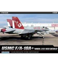 """1:72 USMC F:A-18+ """"VMFA-232 RED DEVILS"""""""