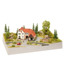 Noch Diorama On the Holiday Farm 54,5cm x 36,5cm x 24cm H0