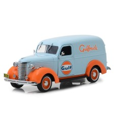 1939 Chevrolet Panel Truck - Gulf Oil - Running on Empty